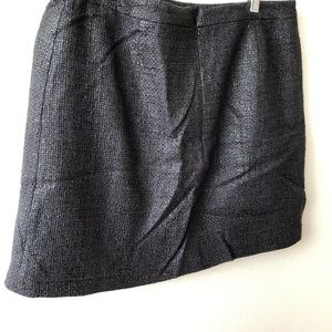 Nordstrom Tweed Skirt
